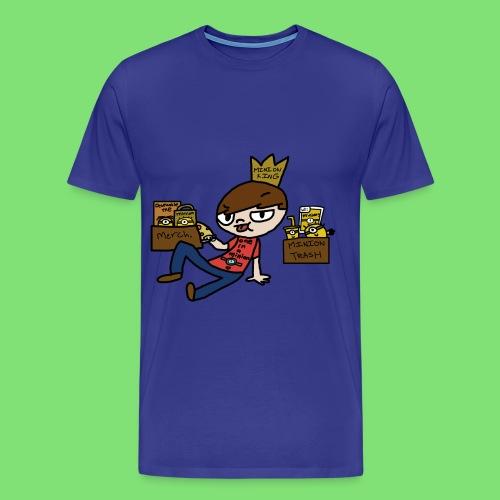Long Live The King - Men's Premium T-Shirt