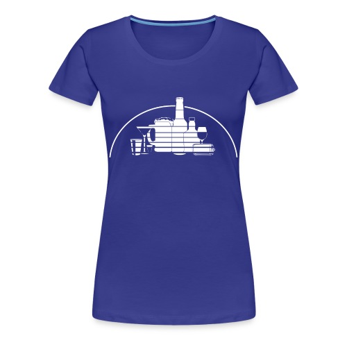 Bottle Castle Women's Tee! - Women's Premium T-Shirt