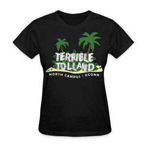 Women's Terrible Tolland T-Shirt - Women's T-Shirt