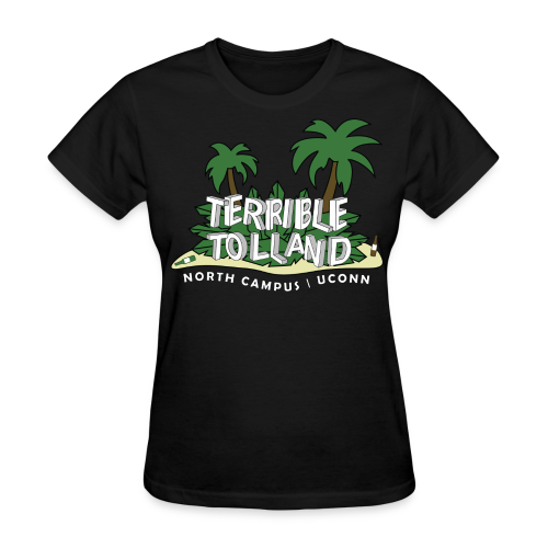 Women's Terrible Tolland T-Shirt - Women's T-Shirt