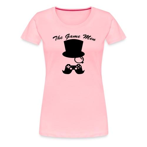 Classy (Gal) - Women's Premium T-Shirt