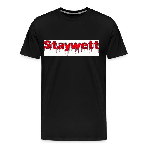 staywett - Men's Premium T-Shirt