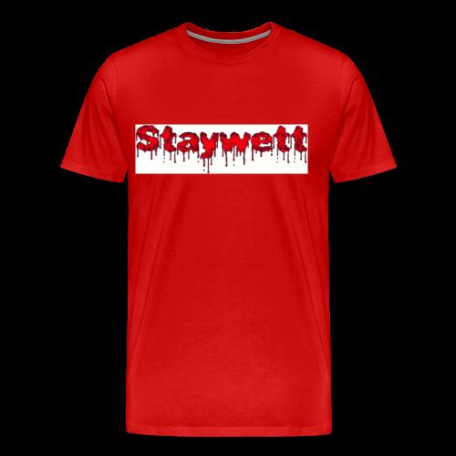 staywett - Men's Premium T-Shirt