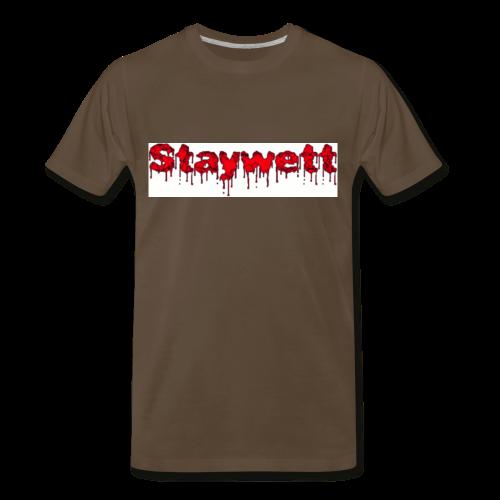 staywet - Men's Premium T-Shirt