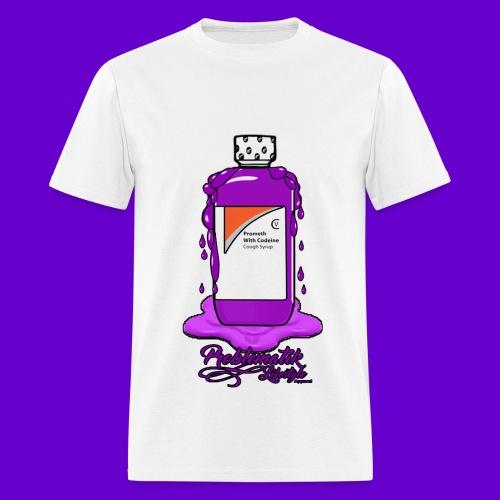 Dripping Promethazine Bottle T-shirt - Men's T-Shirt