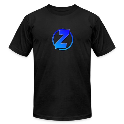 Blue Ziffy Logo Shirt - Men's  Jersey T-Shirt