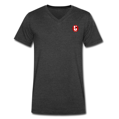 Conscious Clothing - Men's V-Neck T-Shirt by Canvas