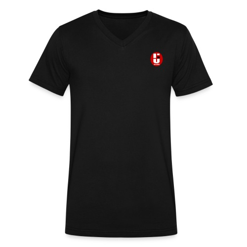 Concious Clothing - Men's V-Neck T-Shirt by Canvas