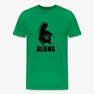 Marvin The Martian_ I'm Not Saying It Was Aliens... - Men's Premium T-Shirt