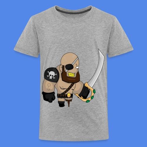 Children Pirate T-Shirt - Kids' Premium T-Shirt