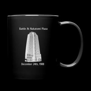 Nakatomi Plaza Mug - Full Color Mug
