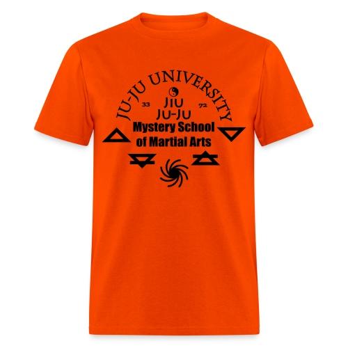 Jiu Jitsu Ju-Ju University T-Shirt - Men's T-Shirt