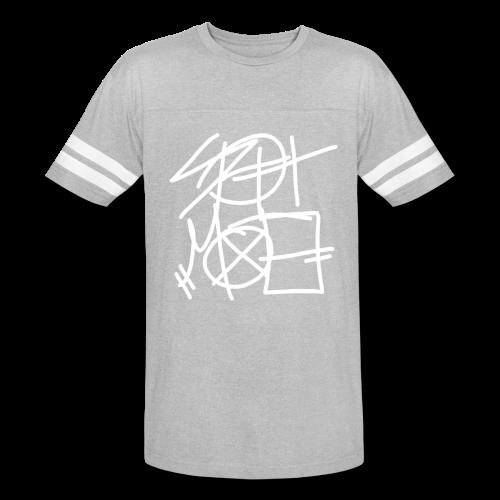 Vintage Spit Tee - Vintage Sport T-Shirt