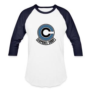 Capsule Corporation Long Sleeve Shirt - Baseball T-Shirt