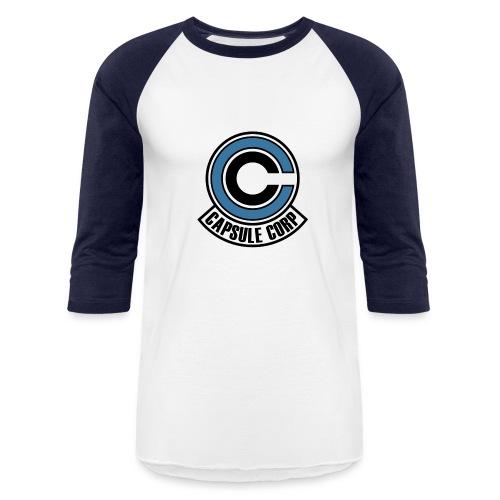 Capsule Corporation Long Sleeve Shirt - Baseball T-Shirt