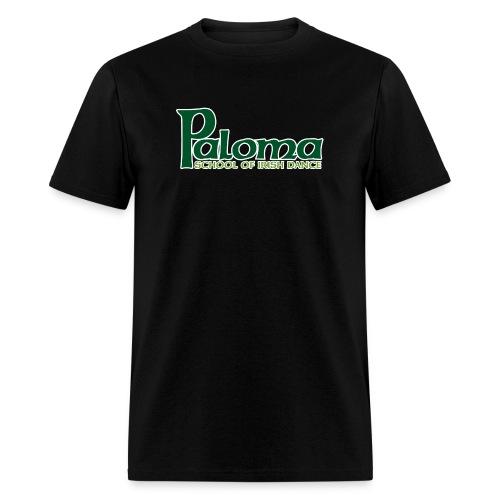 Paloma Men's Black T-Shirt - Men's T-Shirt