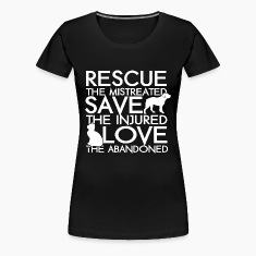 RESCUE SAVE LOVE DOG AND CAT