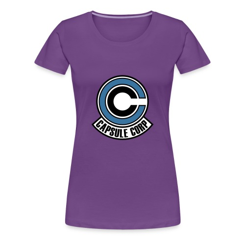 Capsule Corporation Womens Shirt - Women's Premium T-Shirt