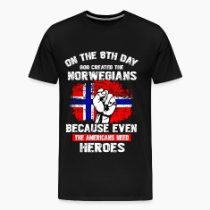 GOD CREATED THE NORWEGIAN