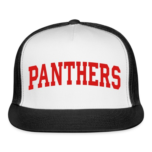 Panthers Cap - Trucker Cap