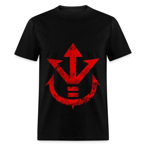 Planet Vegeta Shirt - Men's T-Shirt