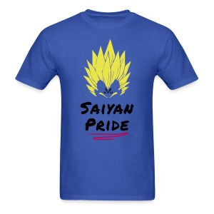 Majin Vegeta Pride Shirt - Men's T-Shirt