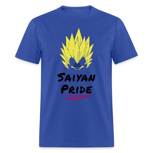 Majin Vegeta Pride Shirt - Men's T-Shirt