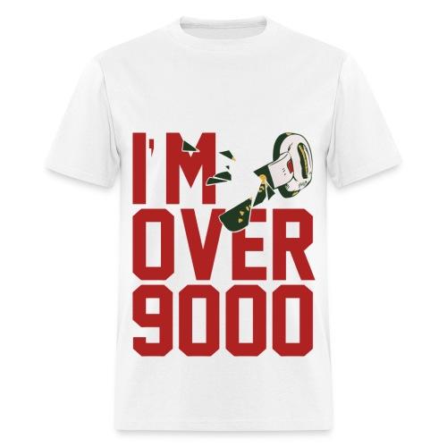 Im Over 9000 Shirt - Men's T-Shirt
