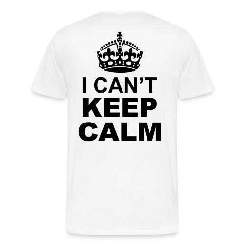 Angry Bitch - Men's Premium T-Shirt