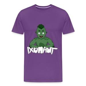 IxoNaut - Default - Men's Premium T-Shirt