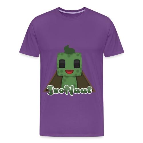 IxoNaut - Chibi - Men's Premium T-Shirt