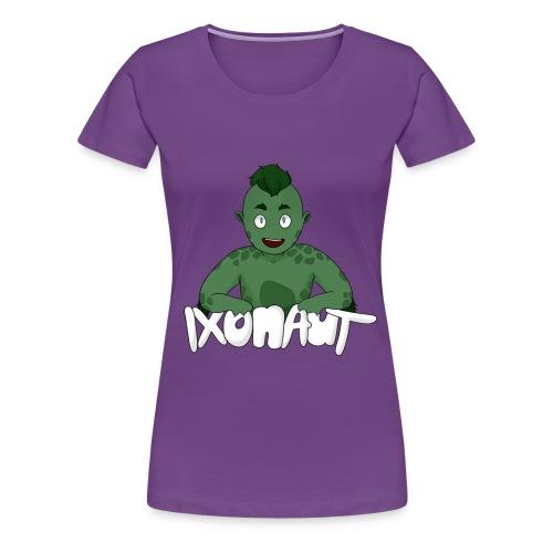 IxoNaut - Default (Womens) - Women's Premium T-Shirt