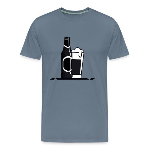 Beer lovers - Men - Men's Premium T-Shirt