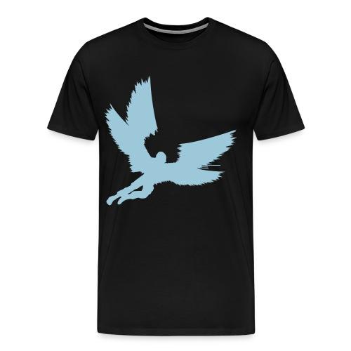 BHS Angel Light Blue - Men's Premium T-Shirt
