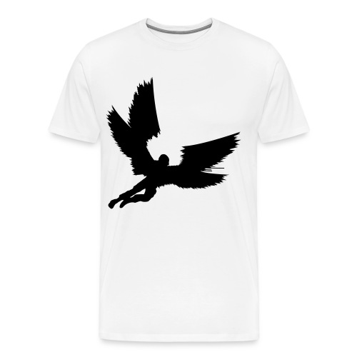 BHS Angel Black - Men's Premium T-Shirt