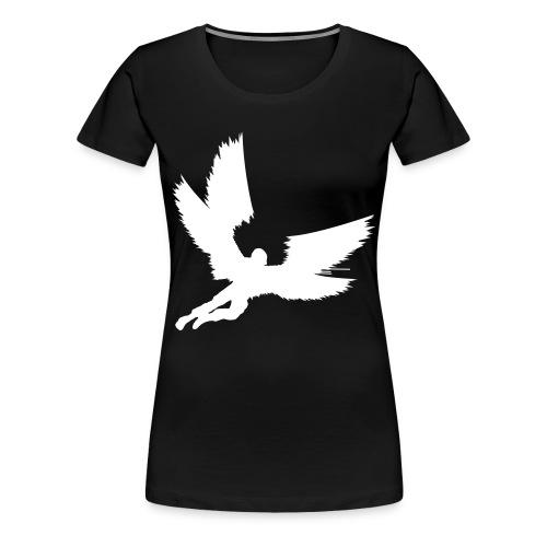 BHS Angel White F - Women's Premium T-Shirt