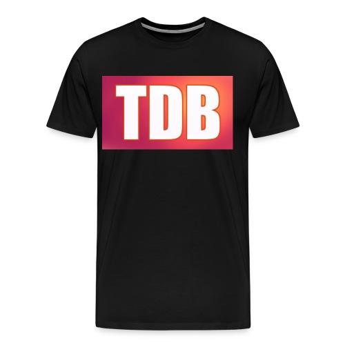 Men's abbreviation T-shirt - Men's Premium T-Shirt