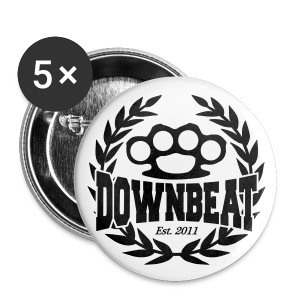 Downbeat Buttons - Small Buttons