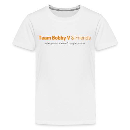 Kid's Team Bobby V Walk T-Shirt - Kids' Premium T-Shirt