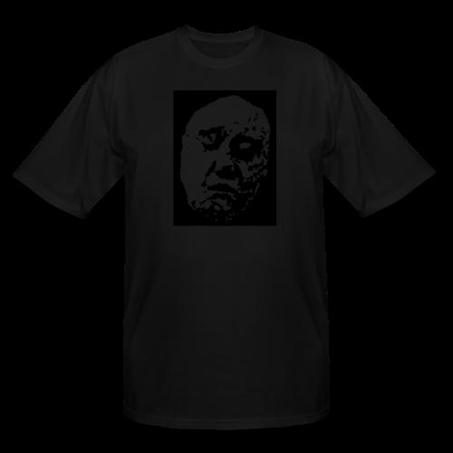 ZP Front Face Original Classic White Men's Tall Tee - Men's Tall T-Shirt