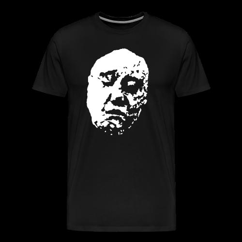ZP Front Face Original Classic 100% Cotton Tee - Men's Premium T-Shirt