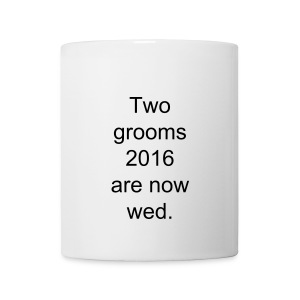 Two-Grooms - Coffee/Tea Mug