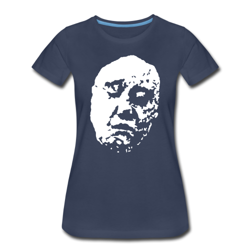 ZP Front Face Original Classic Woman's 100% Cotton Tee - Women's Premium T-Shirt
