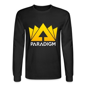 PARADIGM - Men's T-Shirt (Long Sleeve) - Men's Long Sleeve T-Shirt