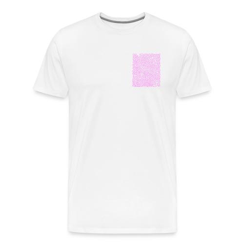 pink noodles - Men's Premium T-Shirt