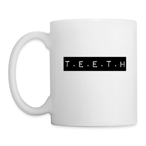 T.E.E.T.H Rated R Logo Mug - Coffee/Tea Mug