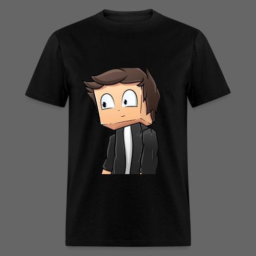 MineCrafterPM Logo Shirt - Men's T-Shirt