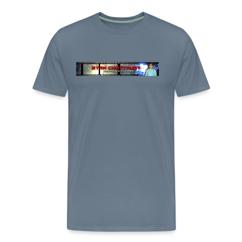 Ryan Chattaway - Vlogger & Cinephile - Male - Men's Premium T-Shirt