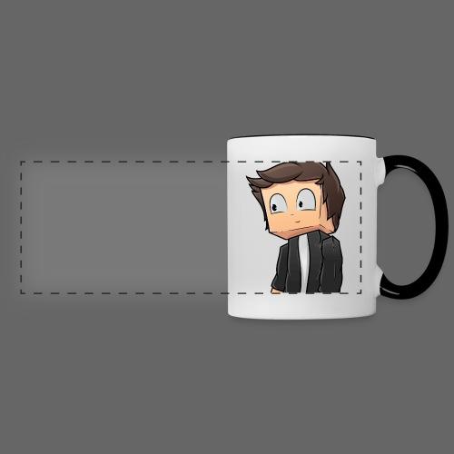MineCrafterPM Logo Mug - Panoramic Mug
