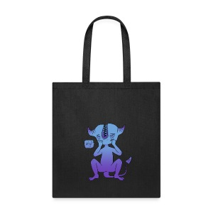 Why? - Tote Bag